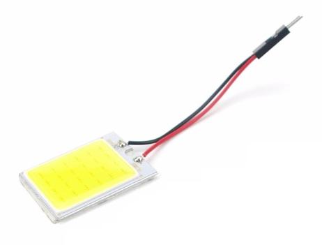 Led Placa COB 24 Chips Kit c/10 Atacado