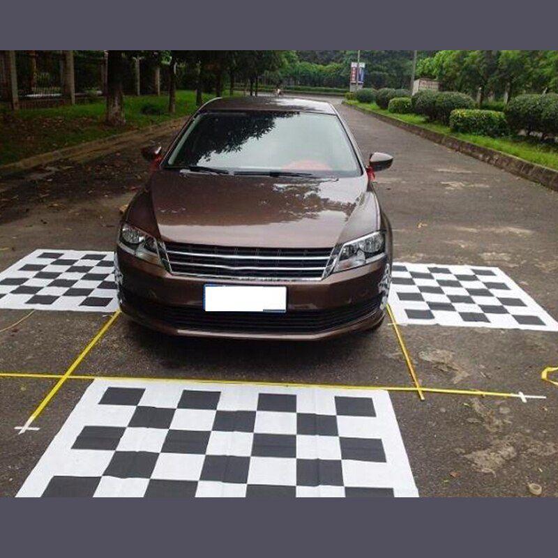 Lona de Calibragem sistema de estacionamento 360º Bird View