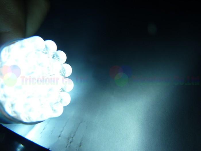 Par Lâmpada Ré 19 Led Luz Tuning 1156 P21w Efeito Xenon