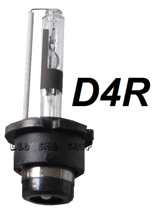 Par Lâmpada Xenon 35w D4R 4300k