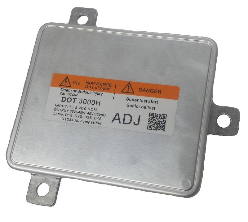 Reator Xenon D1 D2 D3 D4 ADJ 12V 35W
