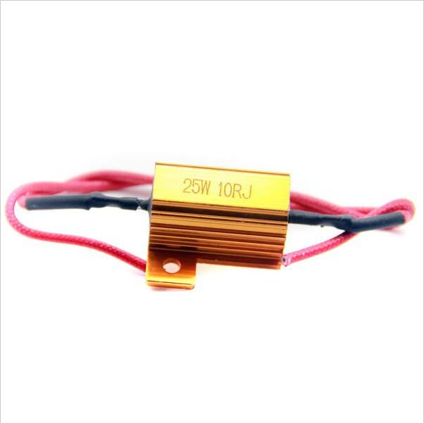 Resistor Lampada Led Canceller 25w 10RJ