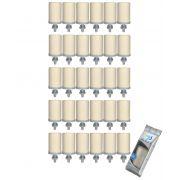 Vela para Filtro de Barro Stefani Tripla Ação 30 unidades