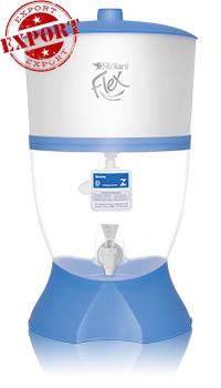 Filtro Purificador de Água Flex Exp Azul 6L + kit de manutenção  - CN Distribuidora