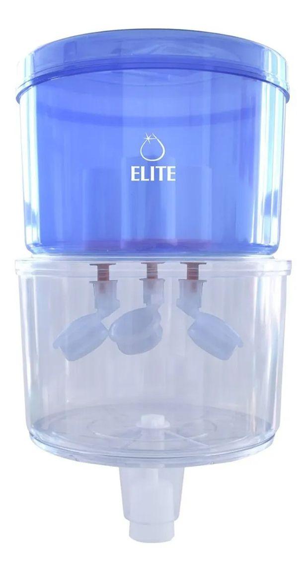 Filtro Purificador Para Bebedouro Agua Ecopratic 18 L Total  - CN Distribuidora