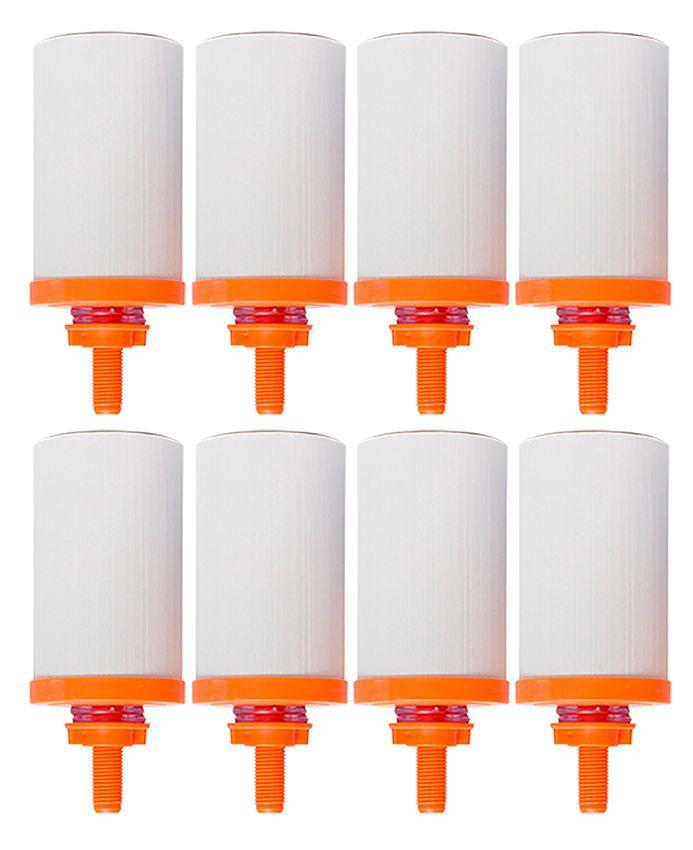 Vela Elite Tripla Ação para Filtro de Barro 08 unidades  - CN Distribuidora