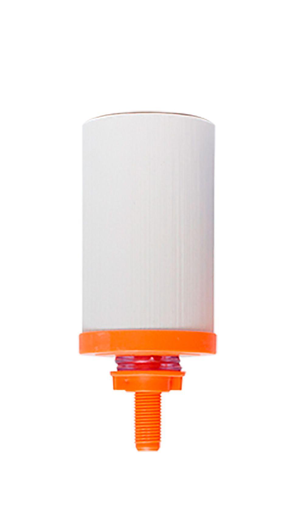 Vela para Filtro de Barro Cristalina Tripla Ação 08 unidades  - CN Distribuidora