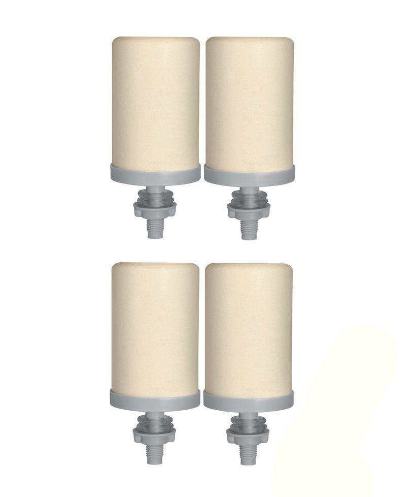 Vela Stefani Tripla Ação 04 unidades  - CN Distribuidora
