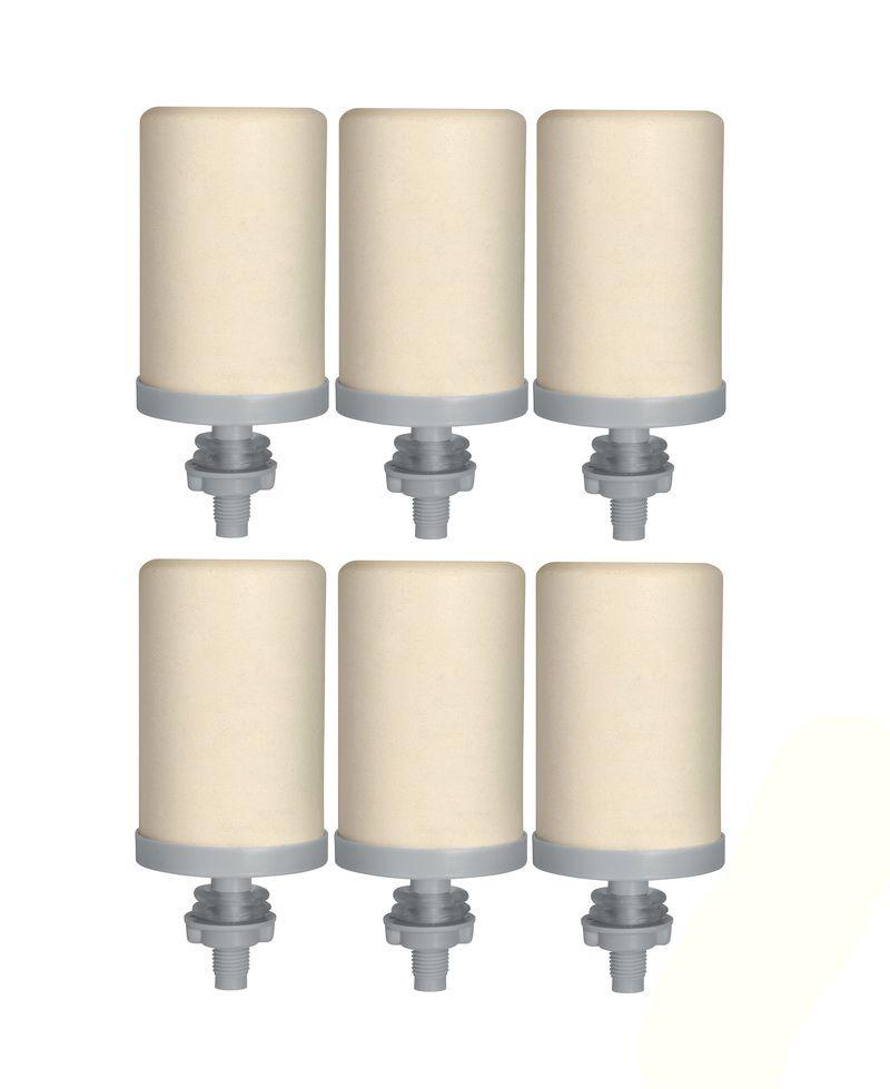 Vela Stefani Tripla Ação 06 unidades  - CN Distribuidora