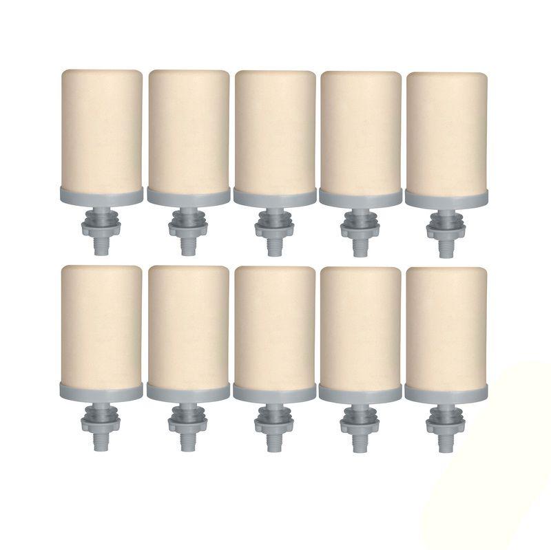 Vela Stefani Tripla Ação 10 unidades  - CN Distribuidora