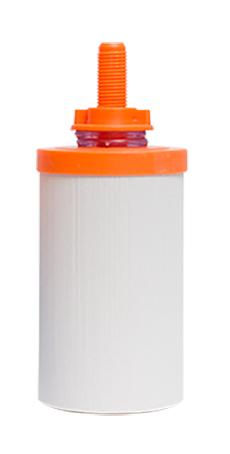 Vela para Filtro de Barro Tripla Ação Elite 02 unidades e 02 Boias Dosadoras  - CN Distribuidora