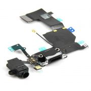 Cabo Flex iPhone 5C Conector Carga / Microfone / Fone P2