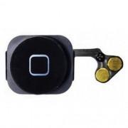 Cabo Flex iPhone 5G A1428 A1429 A1442 Botão Menu Home Preto