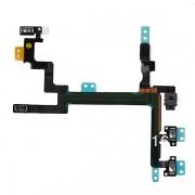 Cabo Flex iPhone 5G A1428 A1429 A1442 Botão Power / Volume / Mute