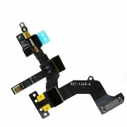 Cabo Flex iPhone 5G A1428 A1429 A1442 Camera Frontal / Microfone / Sensor de Proximidade