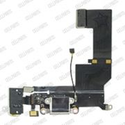 Cabo Flex iPhone 5S Conector Carga Fone Branco