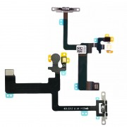 Cabo Flex iPhone 6 Plus A1522 A1524 A1593 botão Power / Flash / Microfone