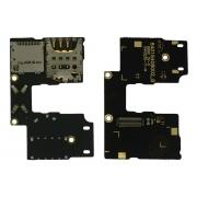 Cabo Flex Motorola Moto G3 XT1544 XT1543 Sim Card (1 Sim Apenas)