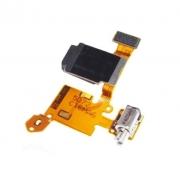 Cabo Flex Nokia Lumia 730 735 Conector Fone P2 / Vibra