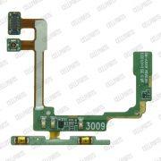 Cabo Flex Samsung A300 A3 Botão Volume e Microfone