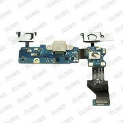 Cabo Flex Samsung G903 S5 Neo Conector Carga Versão F