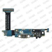 Cabo Flex Samsung G925 S6 Edge Conector Carga e Microfone Versão I