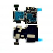 Cabo Flex Samsung i9500 i9505 i9515 S4 Leitor Sim Card