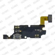 Cabo Flex Samsung N7000 Note 1 i9220 Conector Carga e Microfone