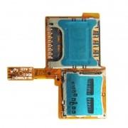 Cabo Flex Samsung N7500 N7508 Note 3 Sim Card / Memoria