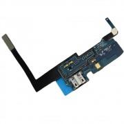 Cabo Flex Samsung N750 Note 3 Neo Conector Carga / Microfone