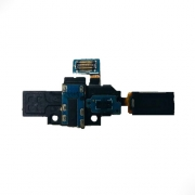 Cabo Flex Samsung Note 8 N5100 Alto Falante Conector P2 e Sensor Proximidade