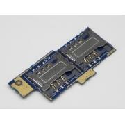 Cabo Flex Sony Xperia E C1504 C1505 C1604 C1605 Leitor Sim Card