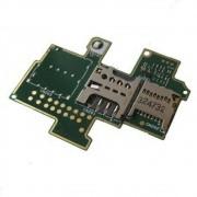 Cabo Flex Sony Xperia M C1904 C1905 Leitor Sim Card / memoria
