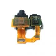 Cabo Flex Sony Xperia Z1 C6903 C6906 C6943 Conector Fone P2 e Sensor Proximidade