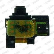Cabo Flex Sony Xperia Z2 Conector Fone P2 e Sensor de Proximidade