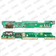 Cabo Flex Xiaomi Redmi Hongmi 2 Conector Carga e Microfone