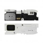 Campainha Samsung N7100 Note 2 Alto Falante c/ Moldura Branco