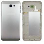 Carcaça Traseira Samsung G610 J7 Prime Prata