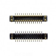 Conector FPC LCD Iphone 5c A1456 A1457 A1516 A1529 A1532