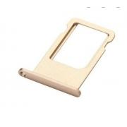 Gaveta Sim Card iPhone 6G Dourado