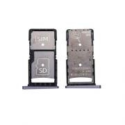 Gaveta Sim Card Motorola Moto X Force XT1580 XT1585 Grafite