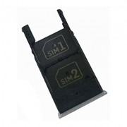 Gaveta Sim Card Motorola Moto X Style XT1572 Grafite