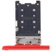 Gaveta Sim Card Nokia Lumia 1520 Vermelha