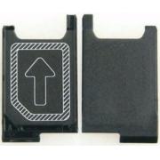 Gaveta Sim Card Sony Xperia Z3 / Z3 Compact Preto