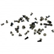 Kit Parafusos Iphone 8 A1863 A1905 A1906 Preto - 72 Un