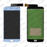 LCD Motorola Moto X4 Azul Nevoa