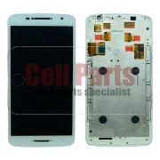 LCD Motorola Moto X Play Branco