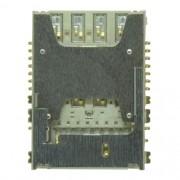 Leitor Sim Card Samsung  J700 J7 + Micro  SD Card