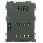 Leitor Sim Card Samsung P3100 P1000 N8000 P7300 P6200