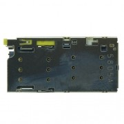 Leitor Sim Card Sony Xperia Z5 E6603 E6633 E6653 E6683